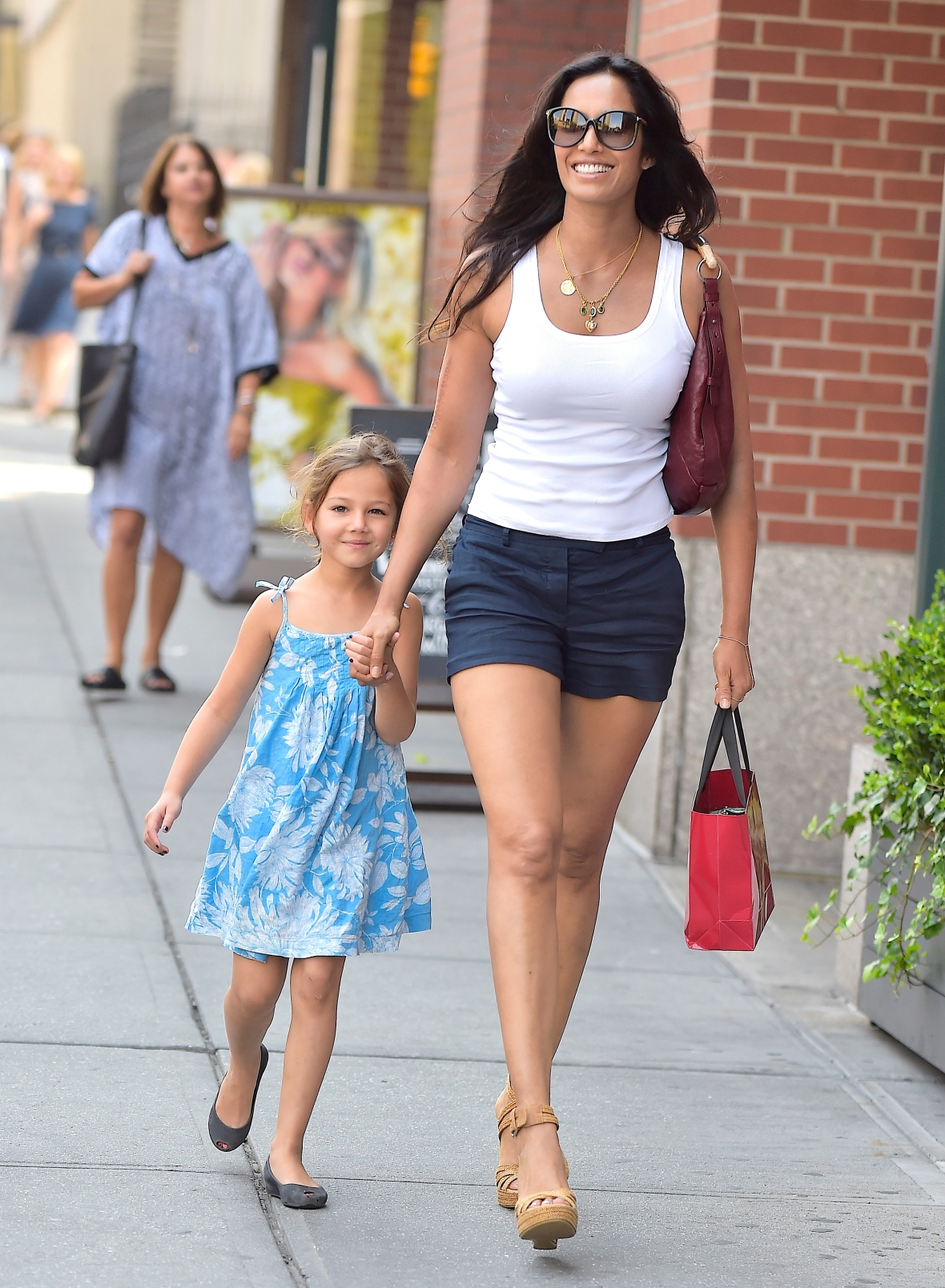 padma lakshmi daughter getty images