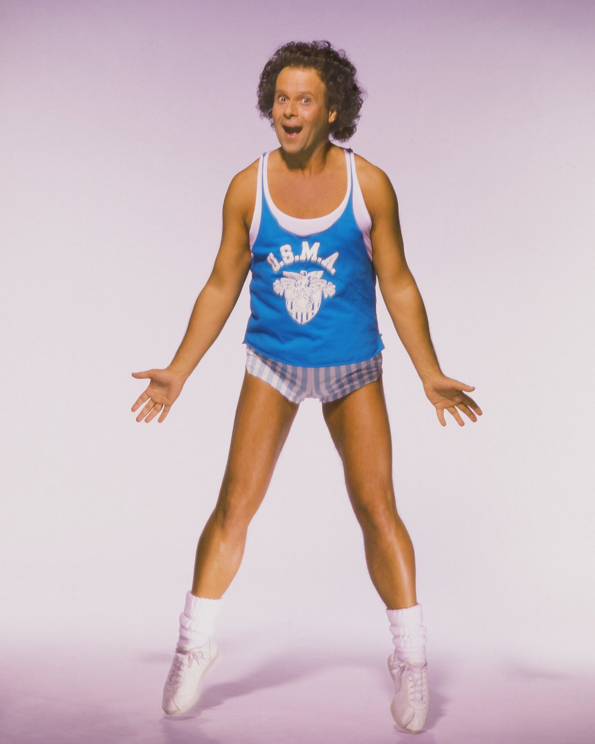 richard simmons' health