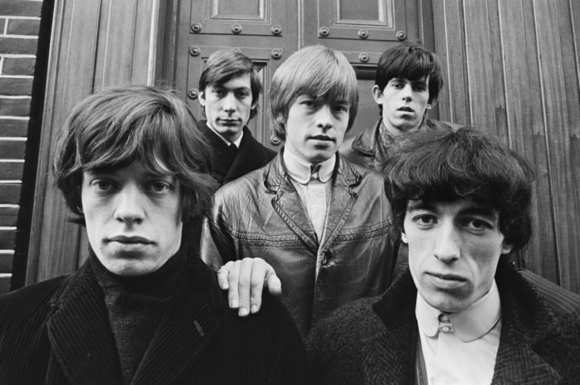 the rolling stones getty images