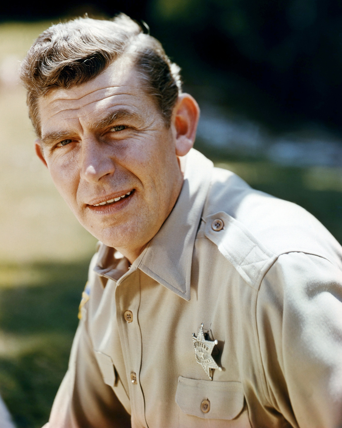 andy griffith getty images