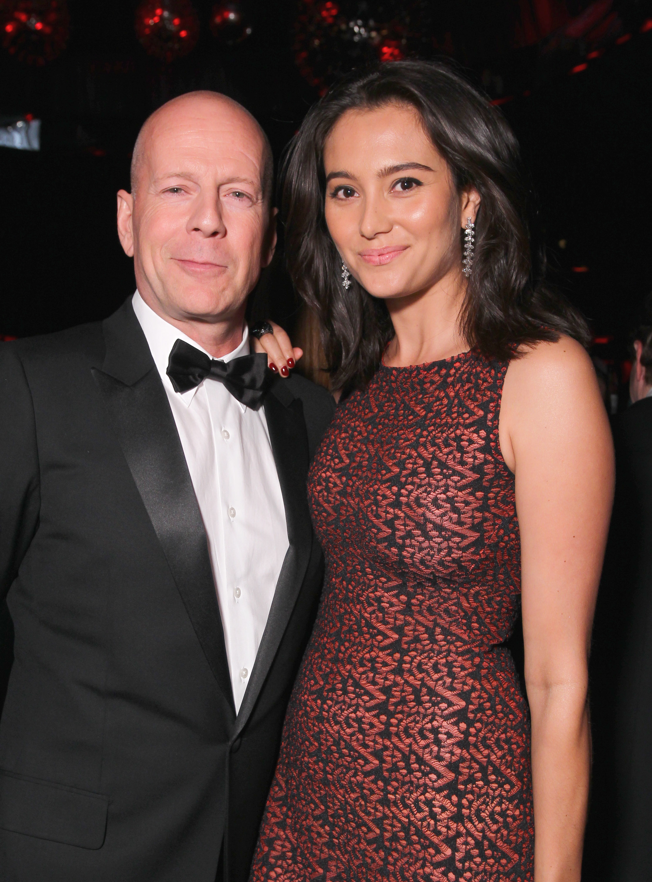 Emma Willis Talks Renewing Her Vows With Husband Bruce Willis On Their 10th Wedding Anniversary Closer Weekly