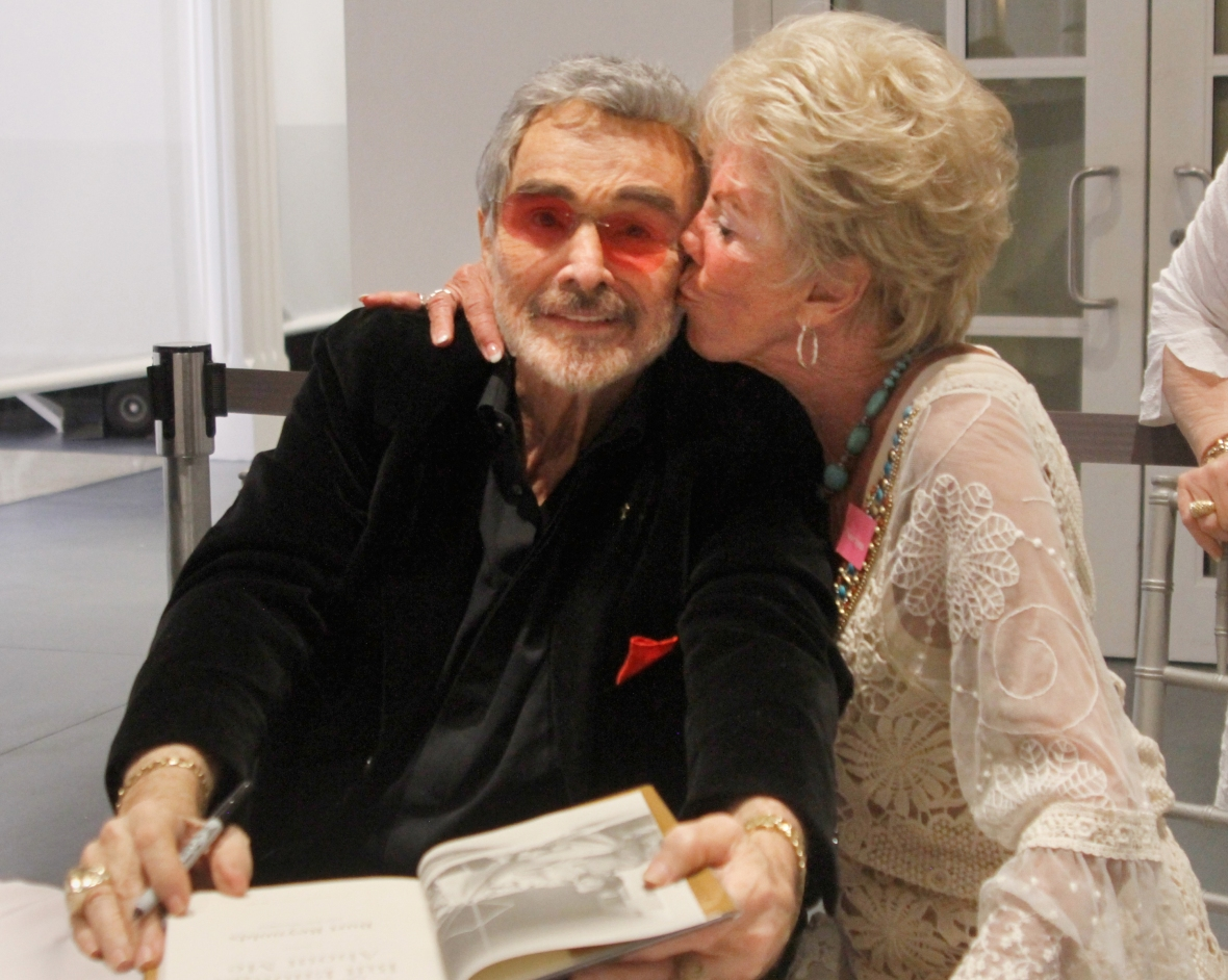 burt reynolds ann lawlor scurry getty images