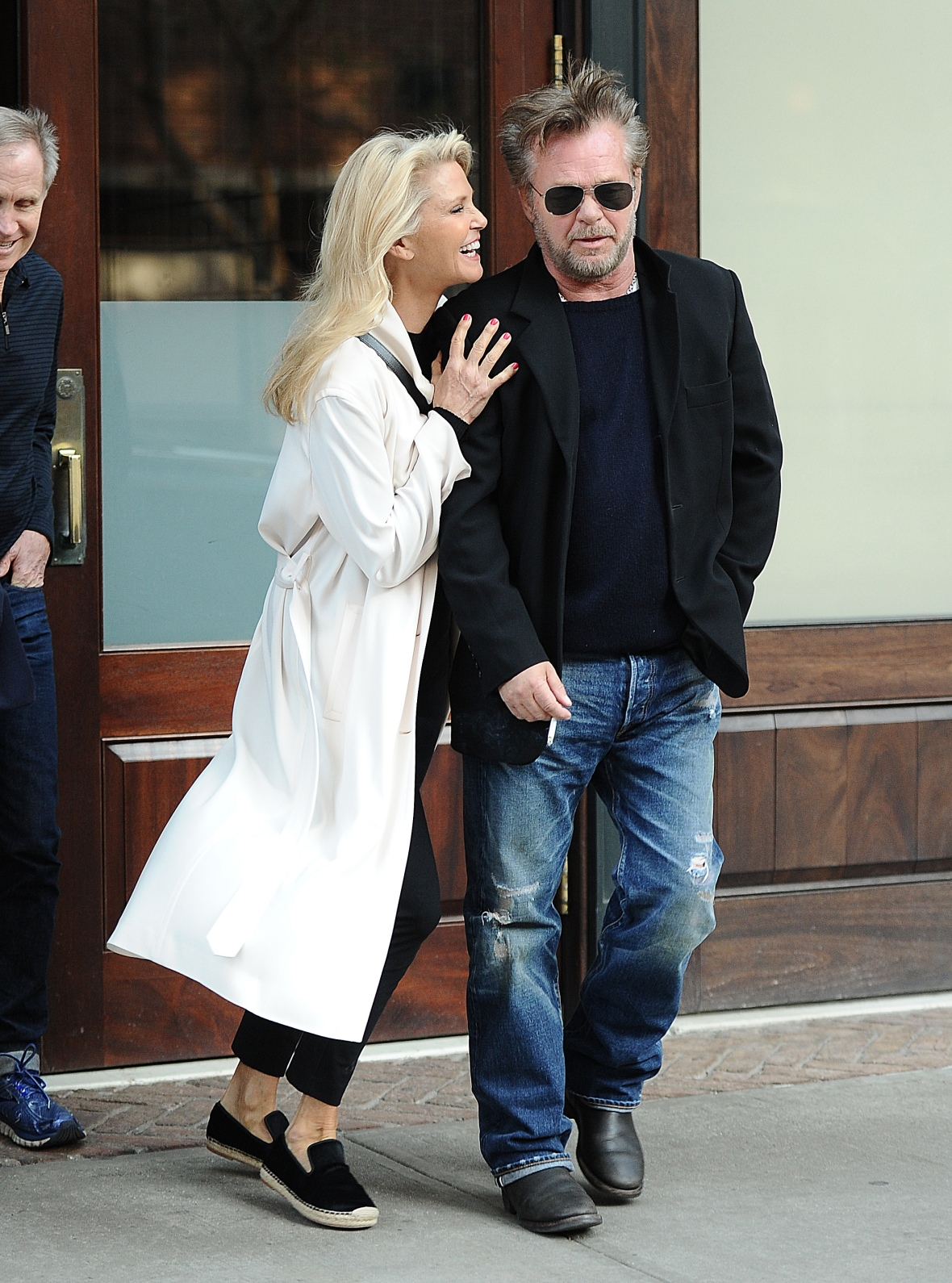 christie brinkley john mellencamp splash