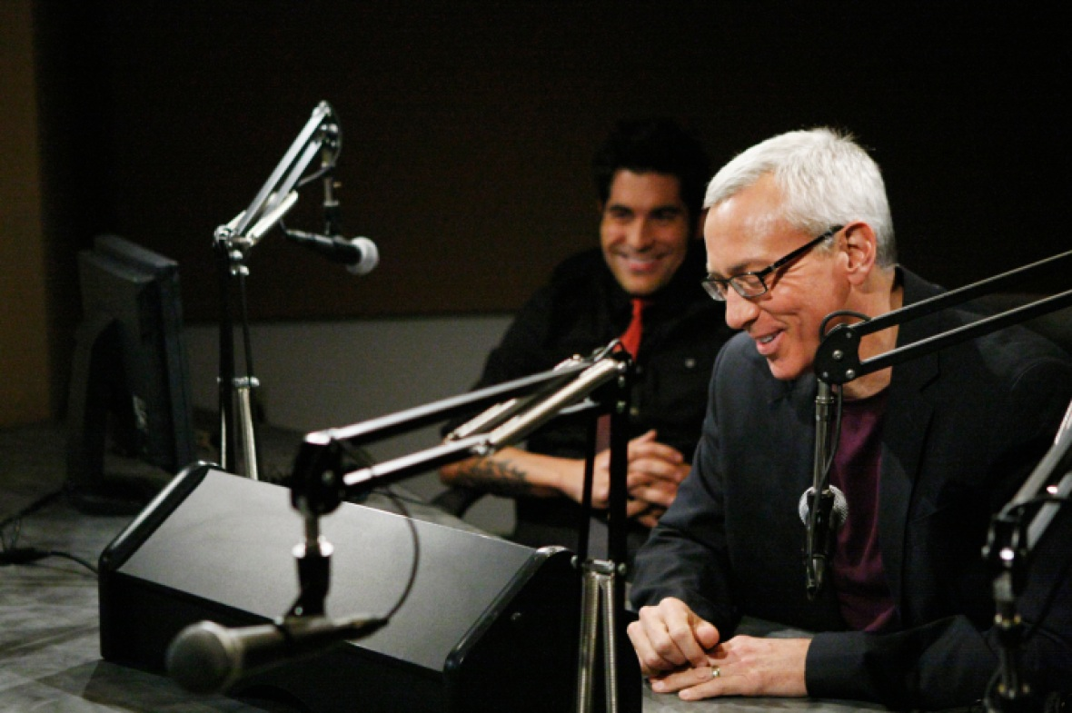 dr. drew pinsky getty images