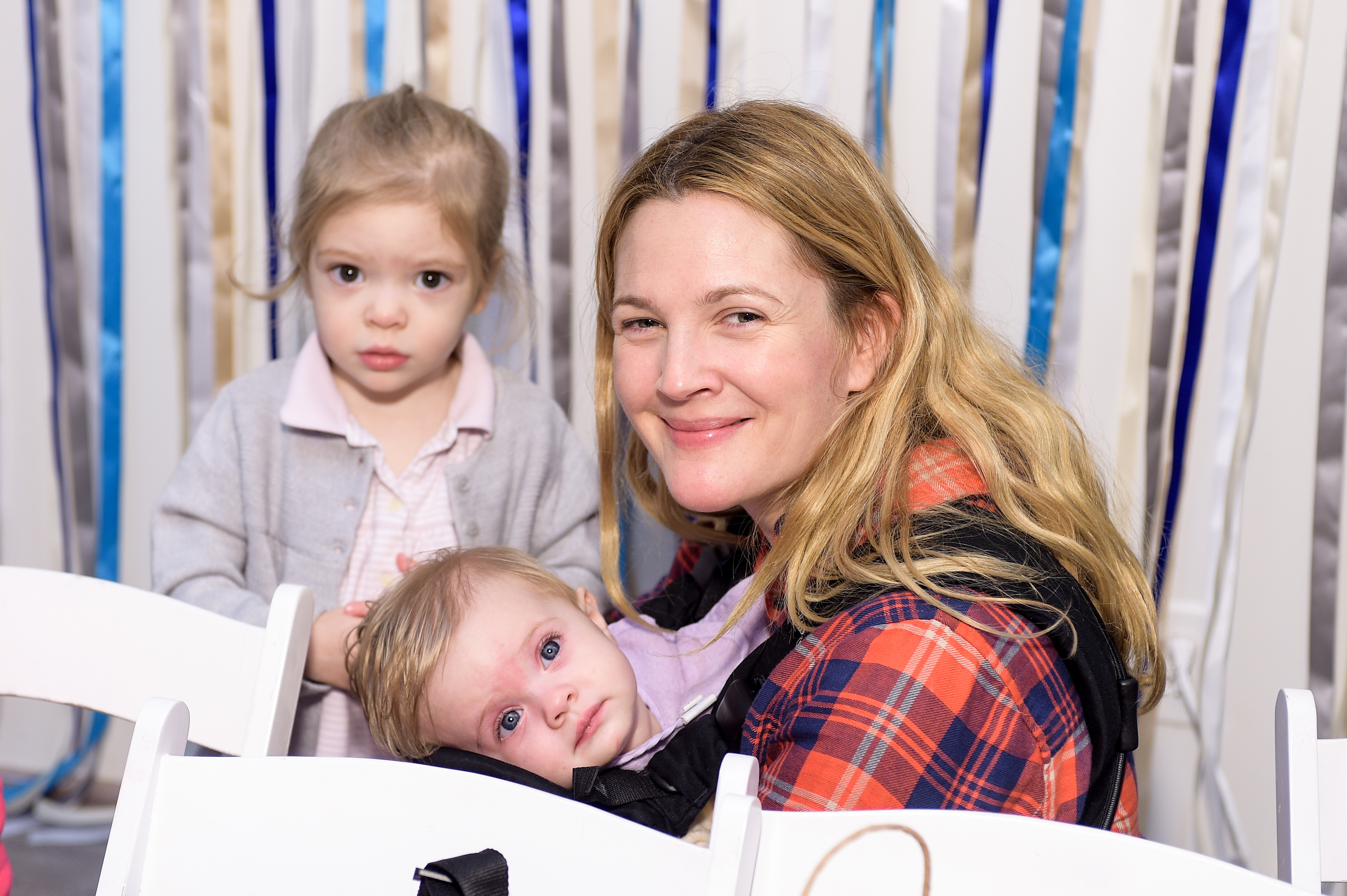 Single Drew Barrymore Spent Valentine's Day Celebrating Her 'Amazing Kids, Full-Time Job and Rad Friends'