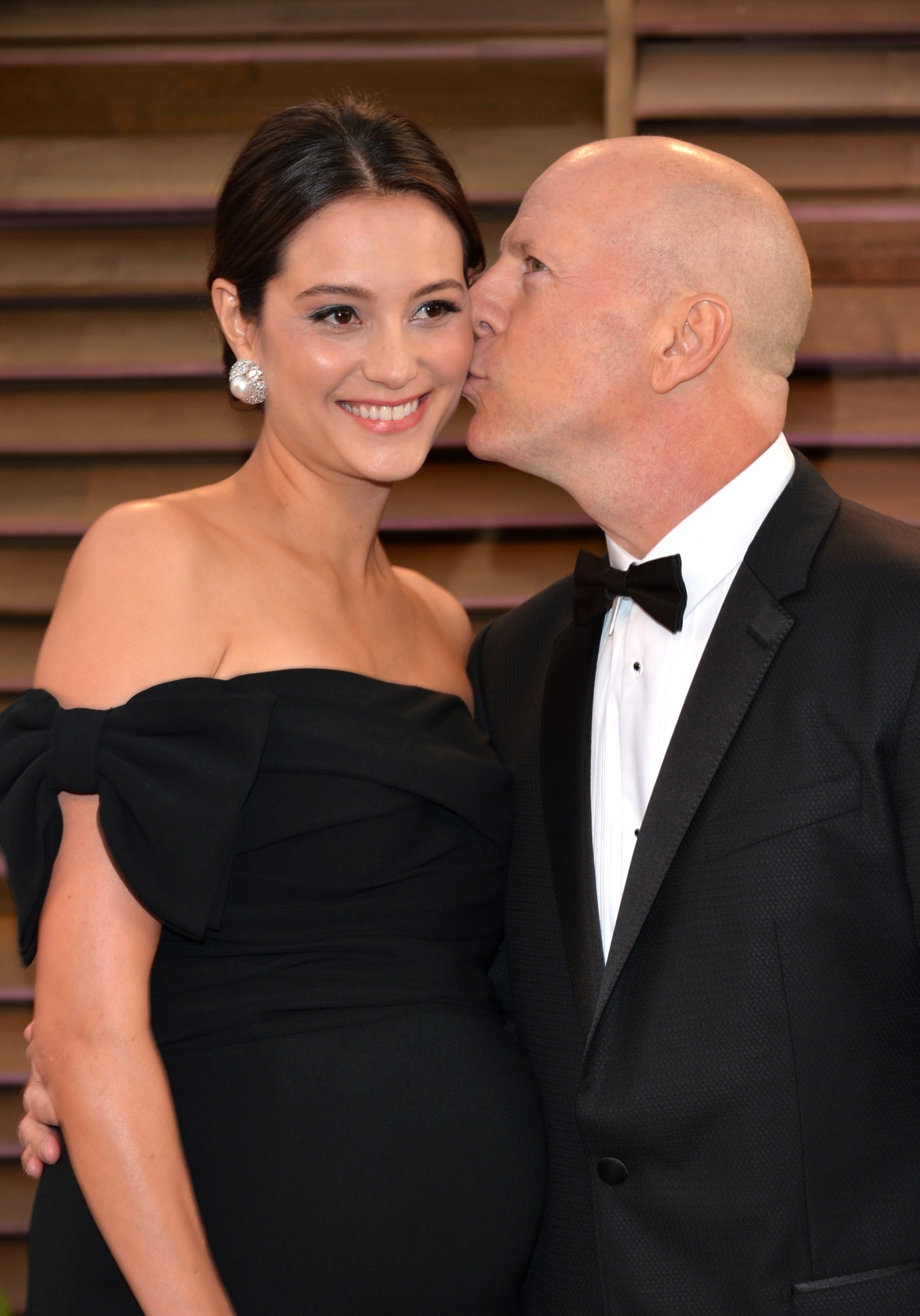 emma heming bruce willis getty images