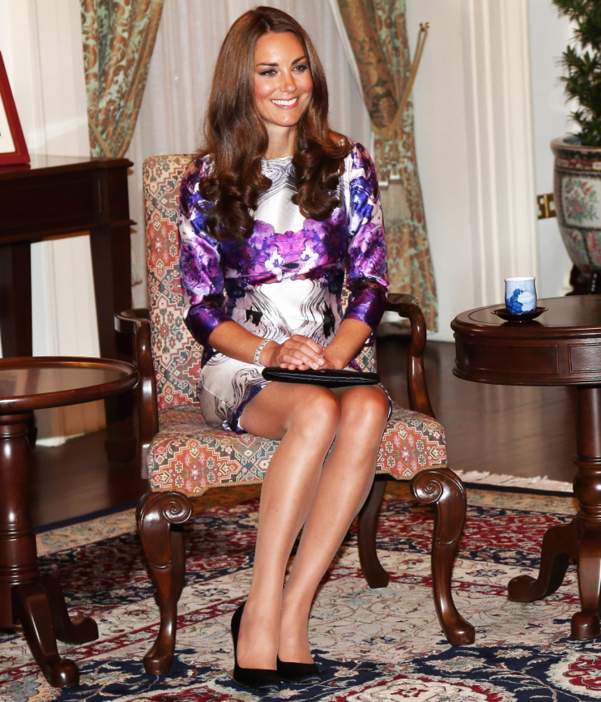 kate middleton getty images