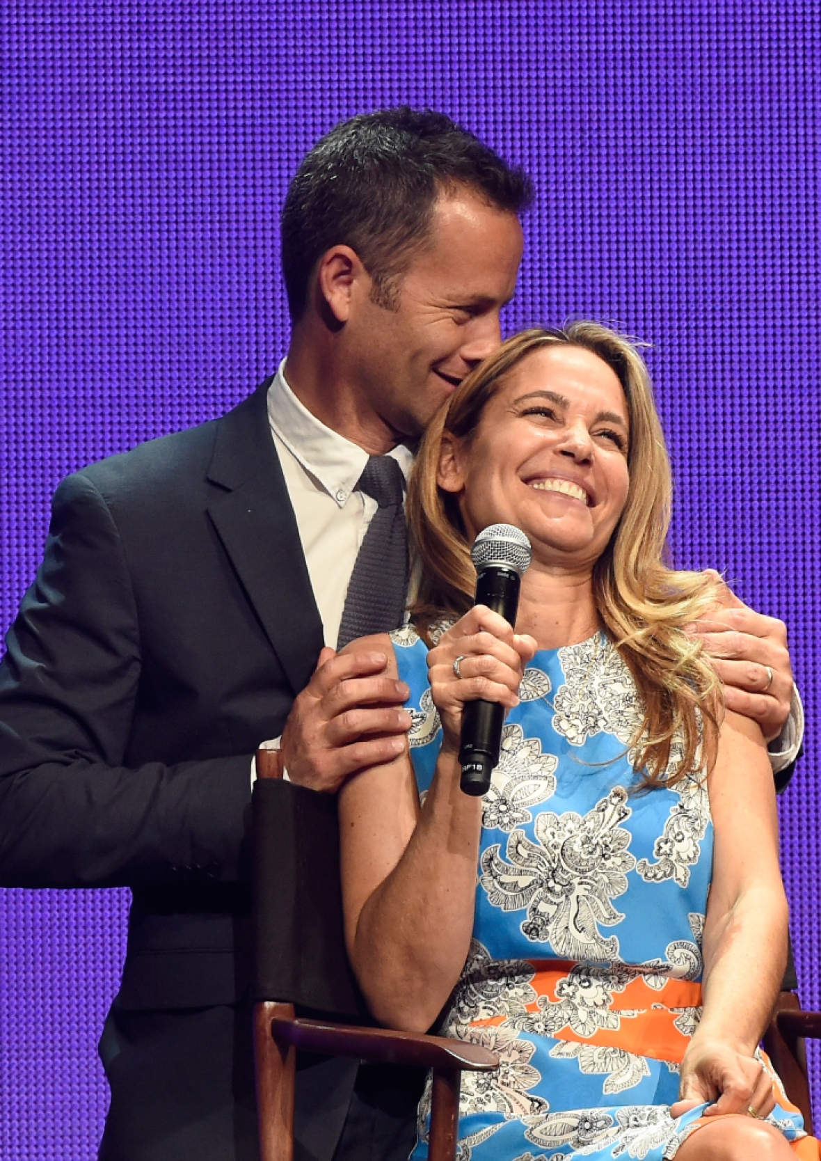 kirk cameron chelsea noble getty images