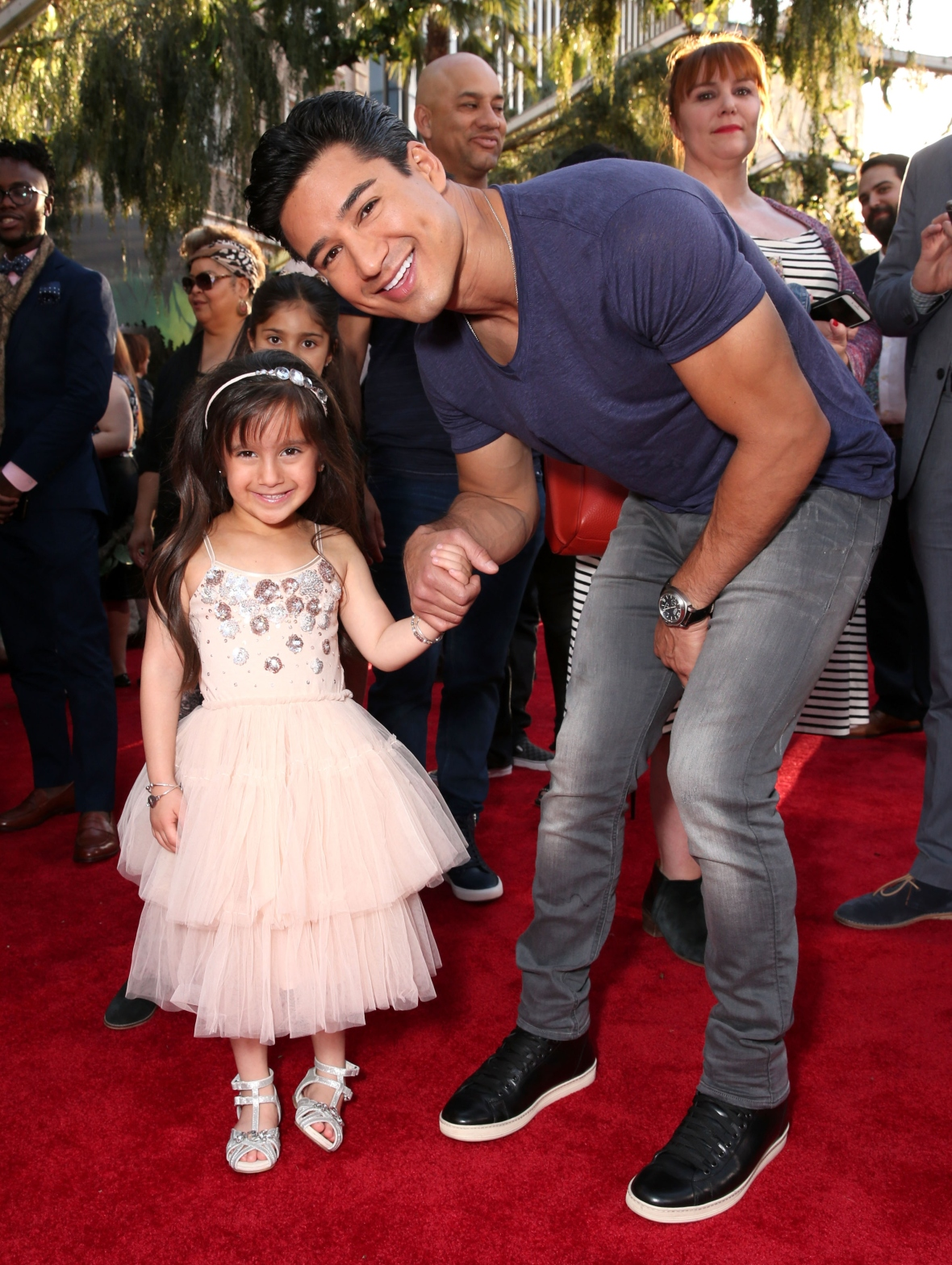 mario lopez getty images