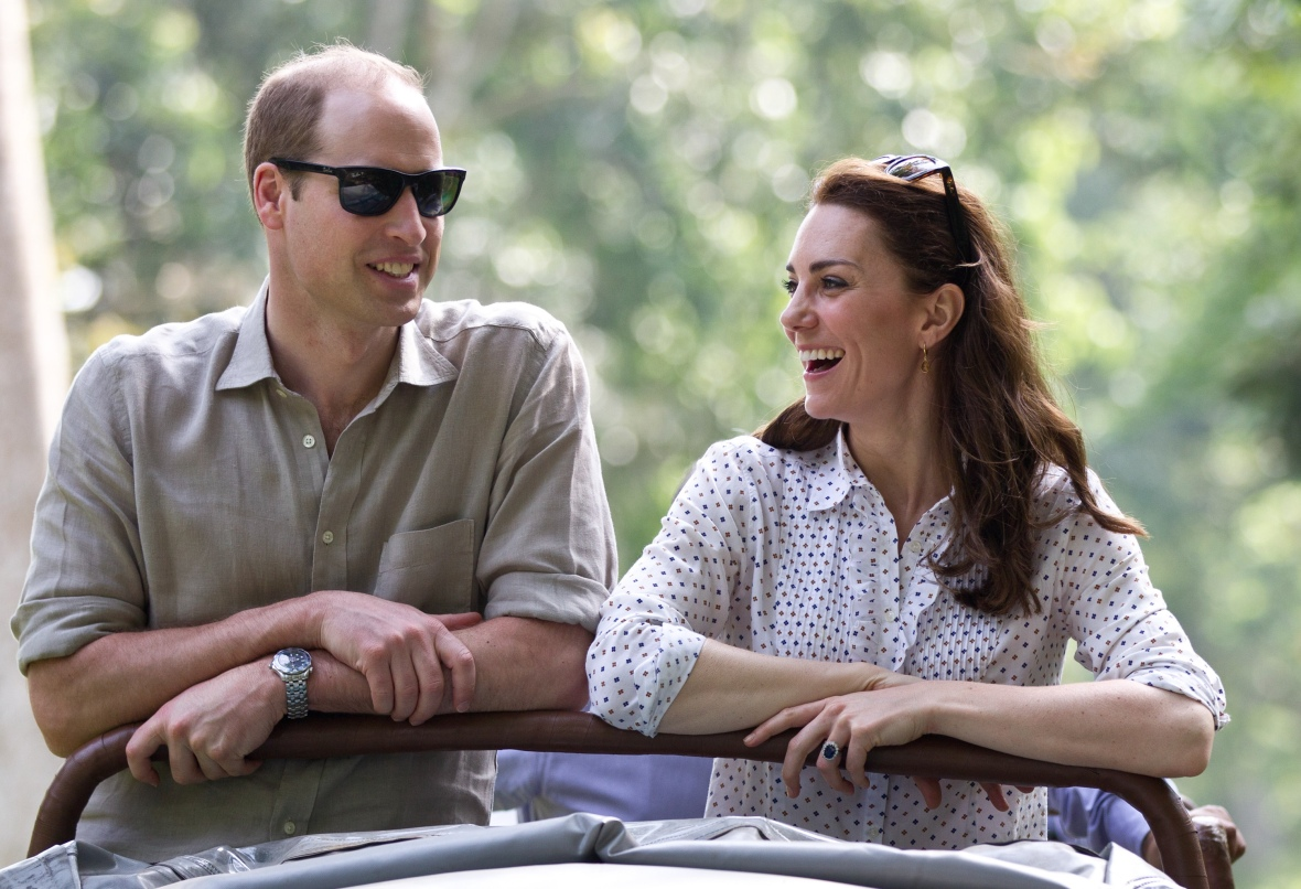prince william kate middleton getty images