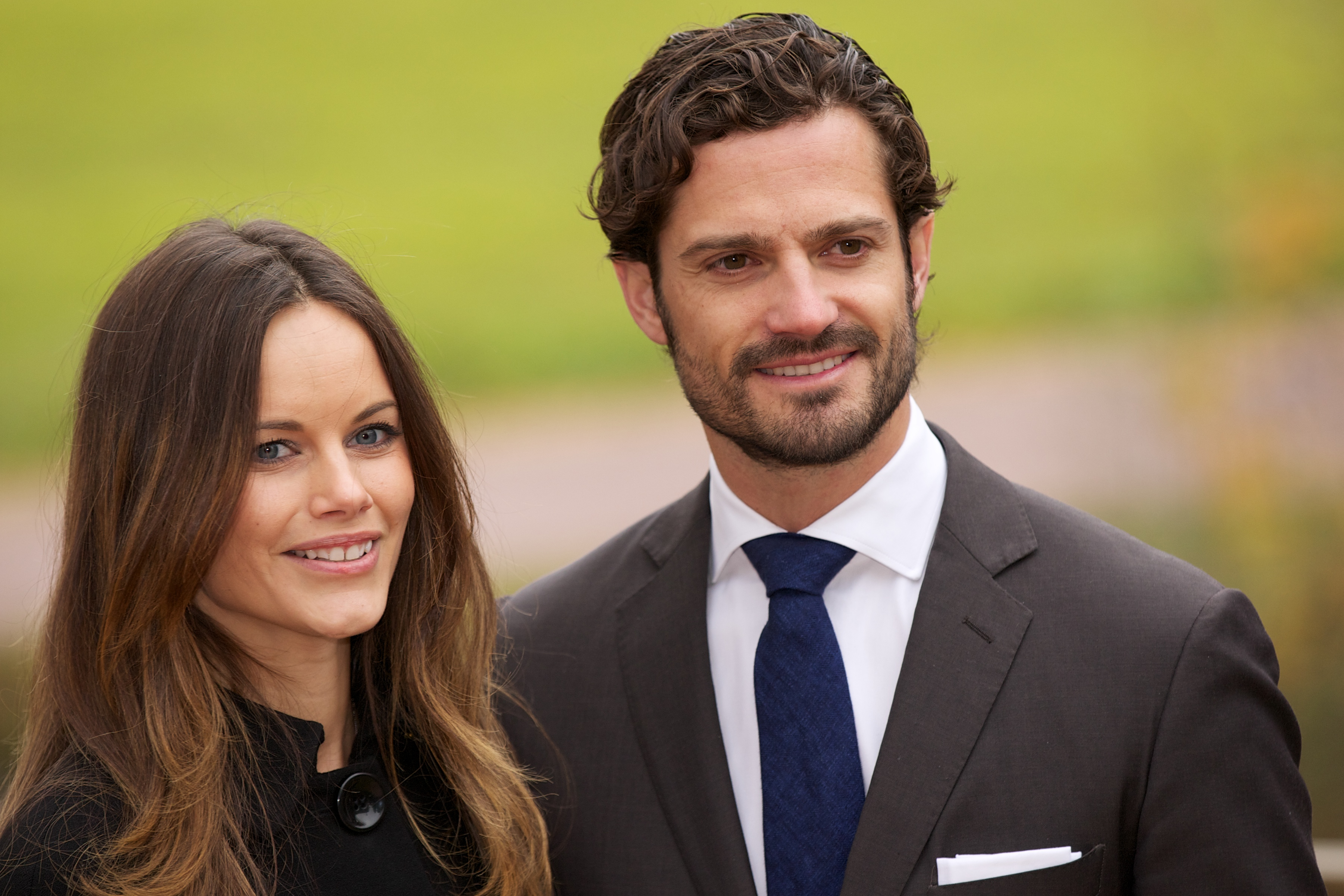 Princess Sofia And Prince Carl Philip Of Sweden Release
