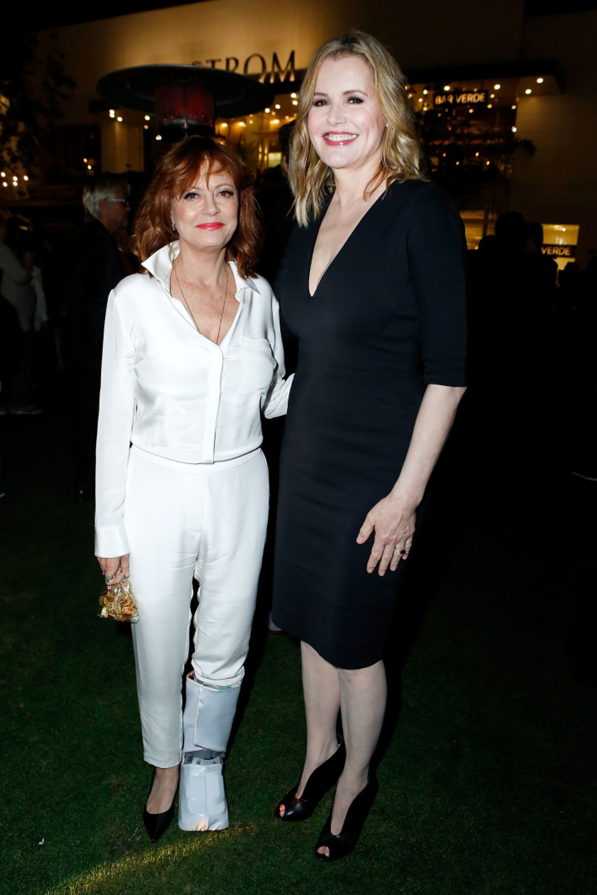 susan sarandon geena davis getty images