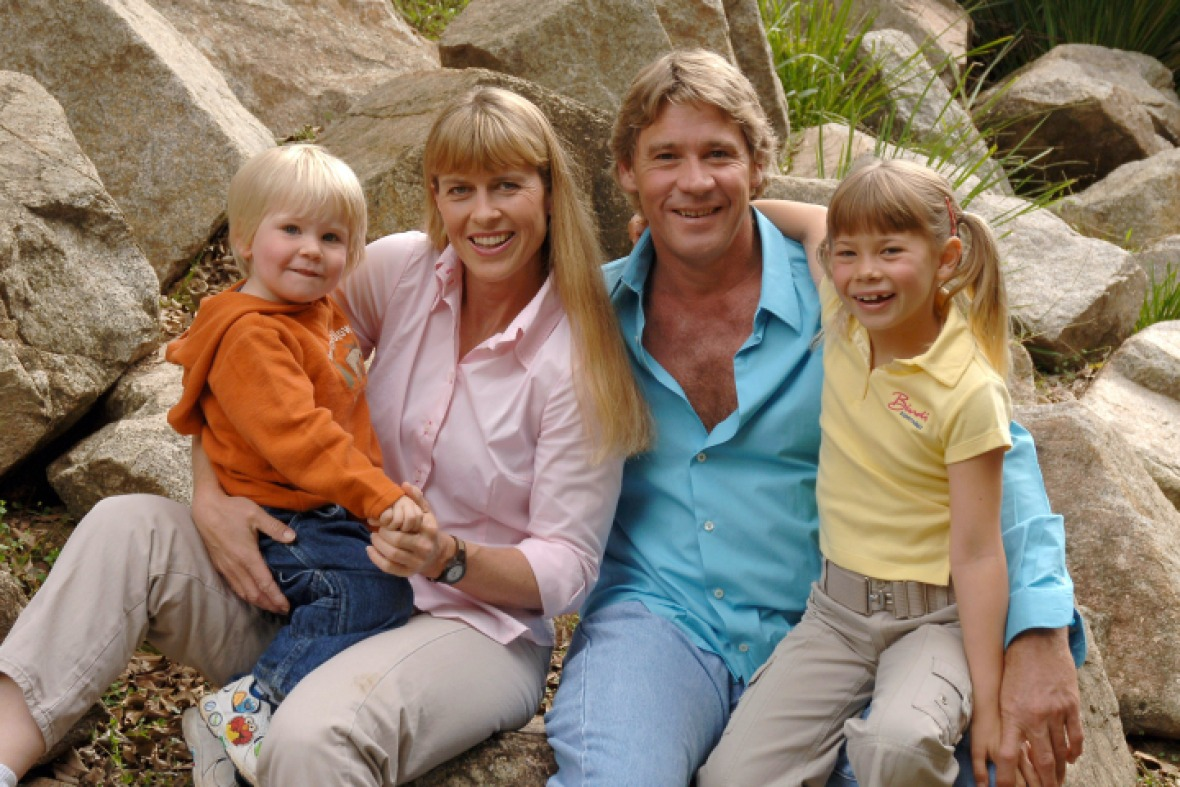 the irwin family getty images