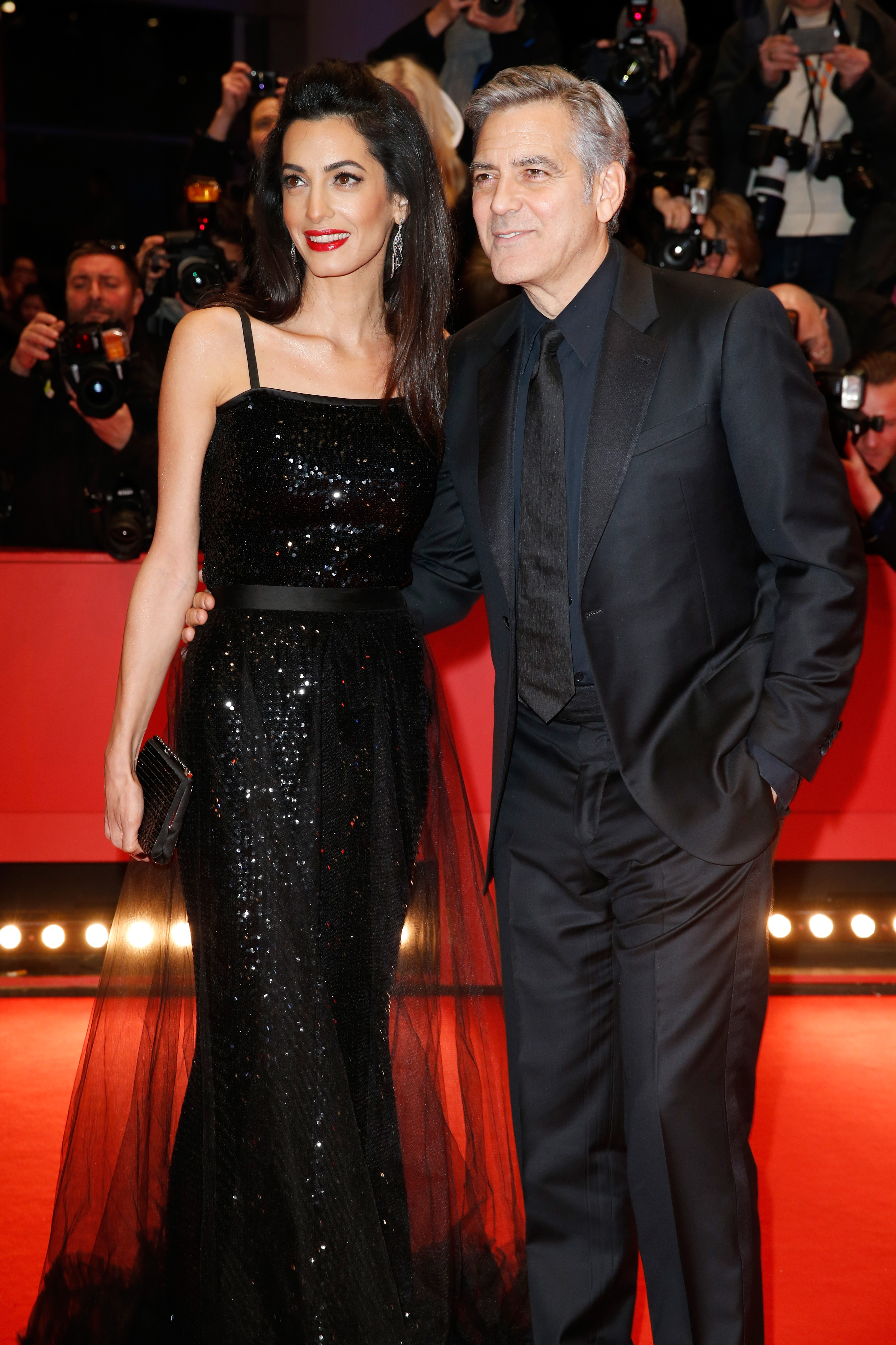 George and Amal Clooney Are Done Having Kids After Twins Ella and
