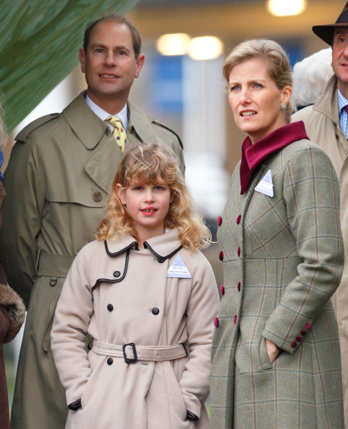lady louise windsor getty images