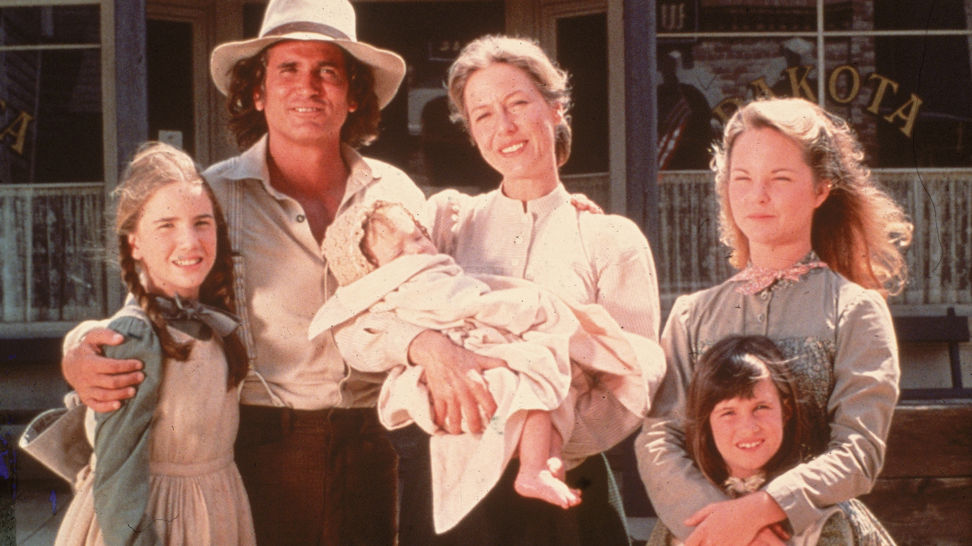 54ae1562de97 You Can Now Stream All 9 Seasons of  Little House on the Prairie  — See the  Cast Then and Now!