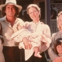 The Little House on the Prairie Cast Then