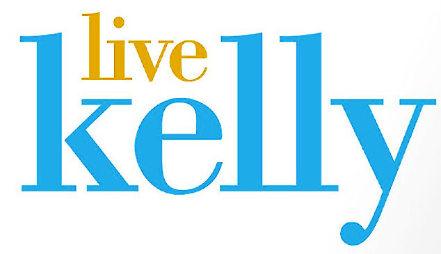 'live! with kelly' logo