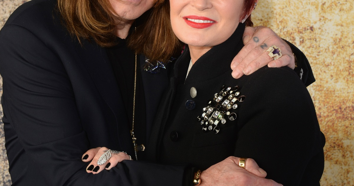 Ozzy Osbourne And Sharon Osbourne Separating After 33