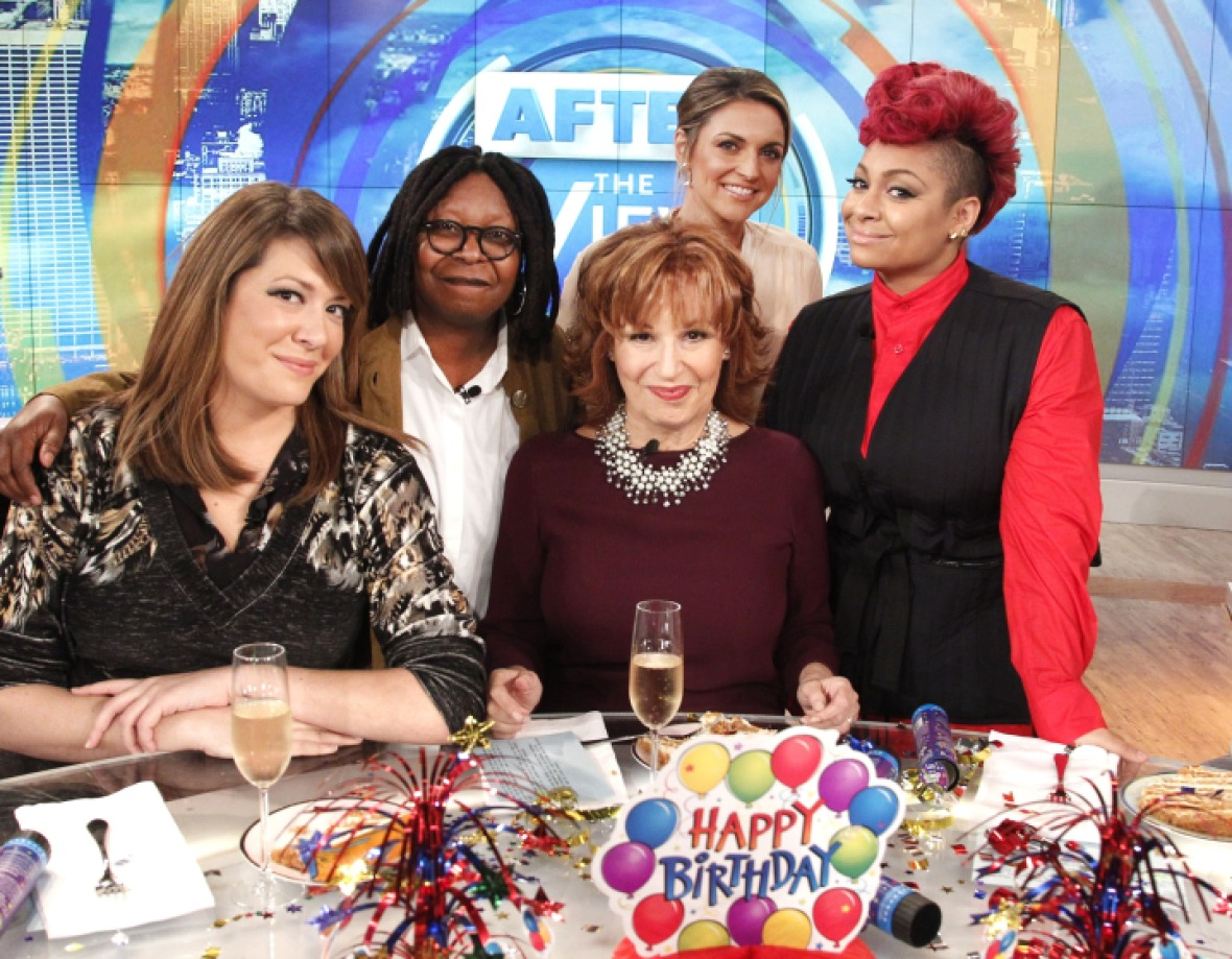 'the view' getty images