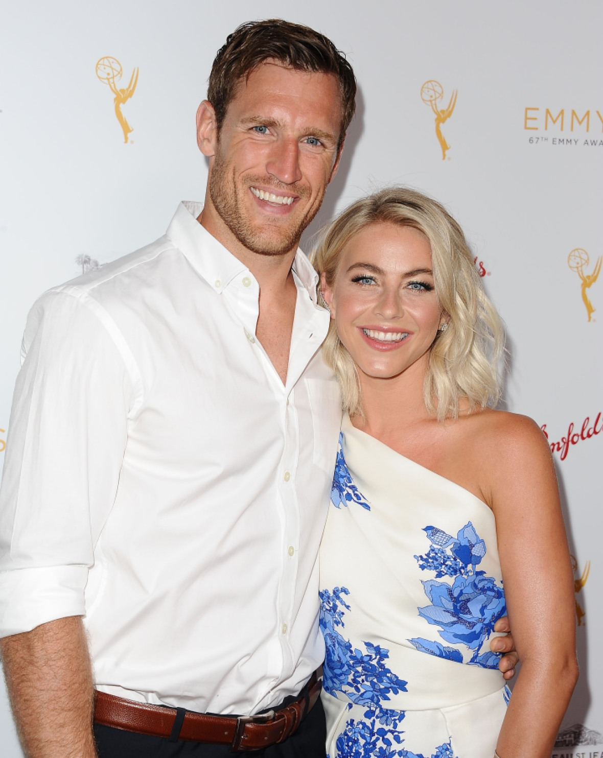 julianne hough brooks laich getty images