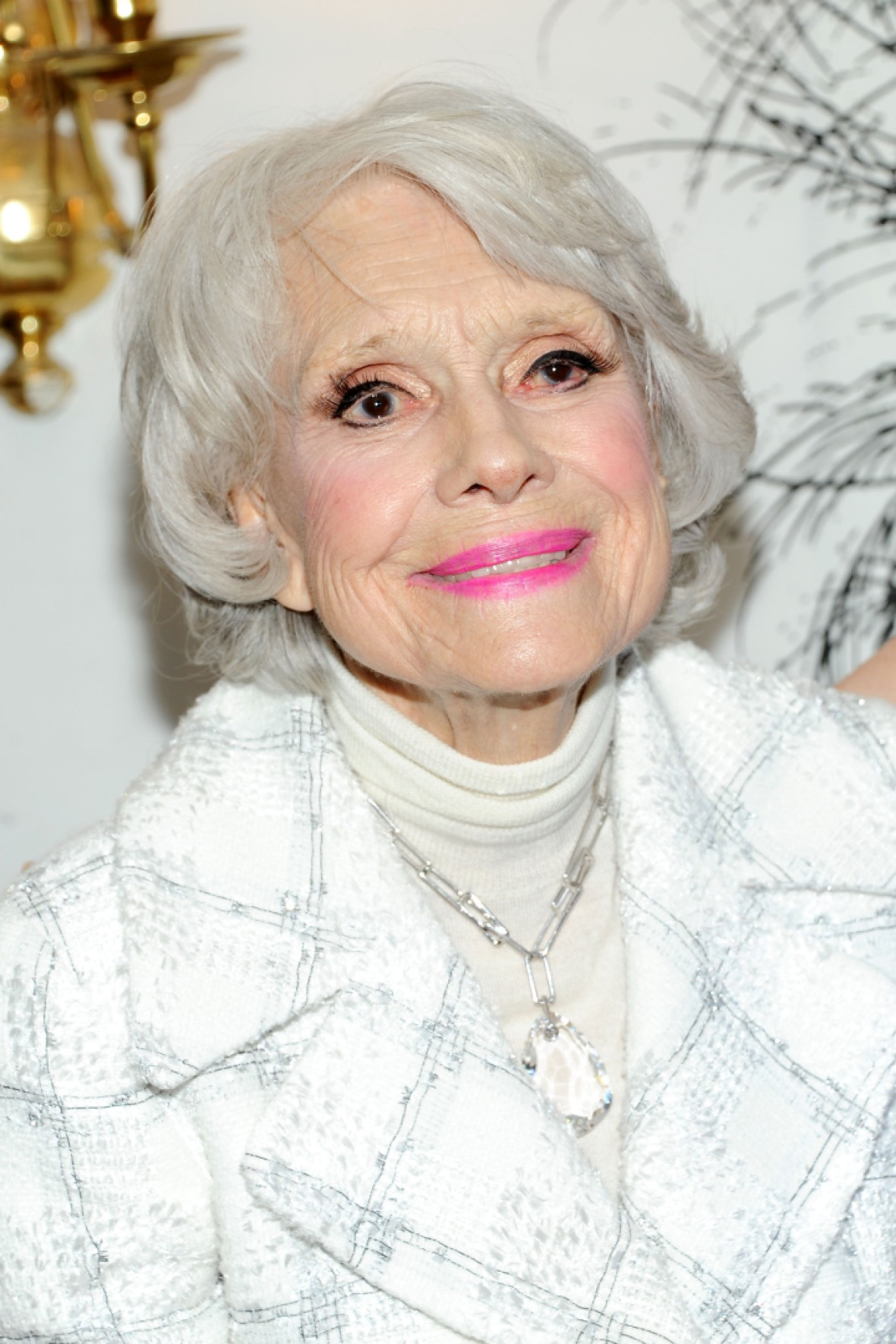 carol channing getty images
