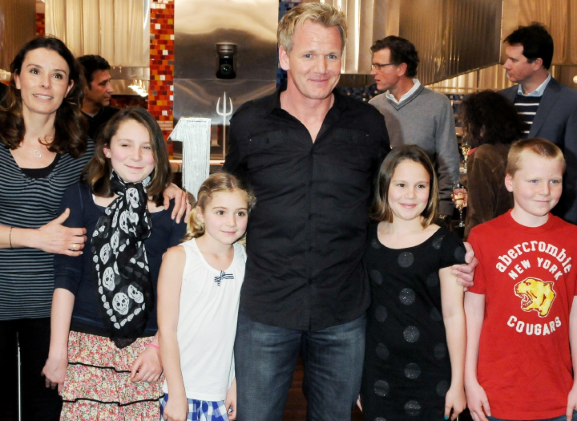 gordon ramsay family getty images