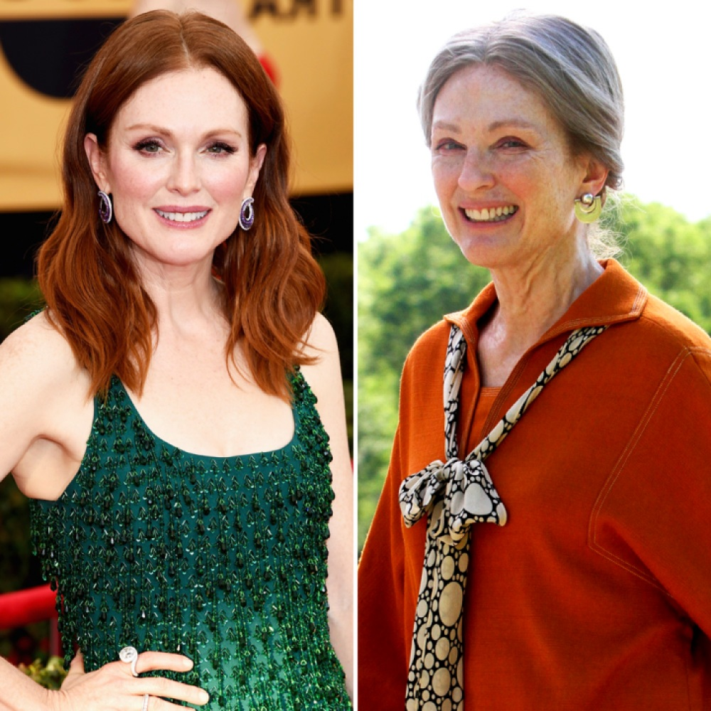 julianne moore getty images