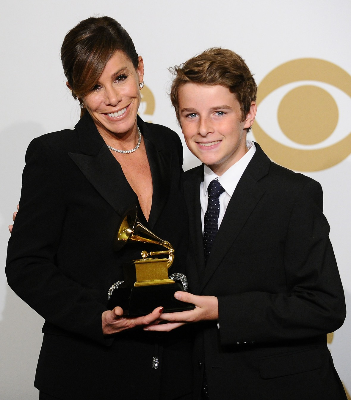 melissa rivers son getty images