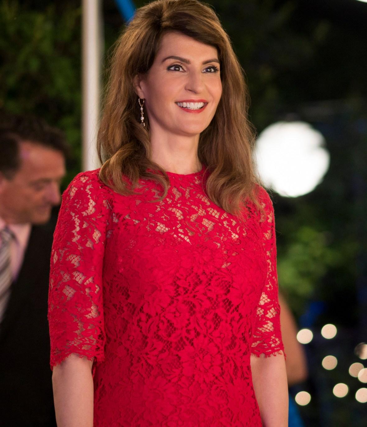 Real Greek Weddings: Nia Vardalos Talks My Big Fat Greek Wedding 2