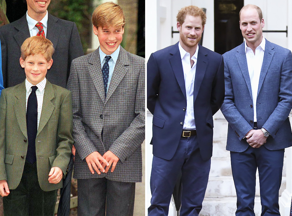12 then and now photos of famous siblings 12 then and now photos of famous siblings