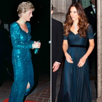 princess-diana-kate-middleton-blue-dress