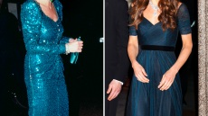 princess-diana-kate-middleton-blue-dress