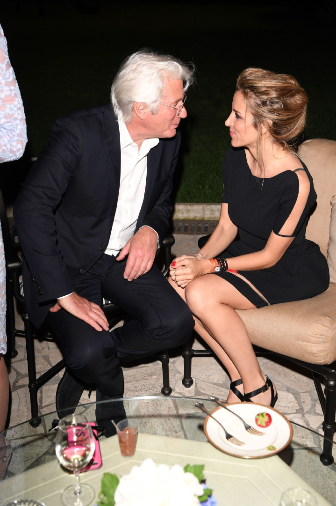 richard gere girlfriend getty images