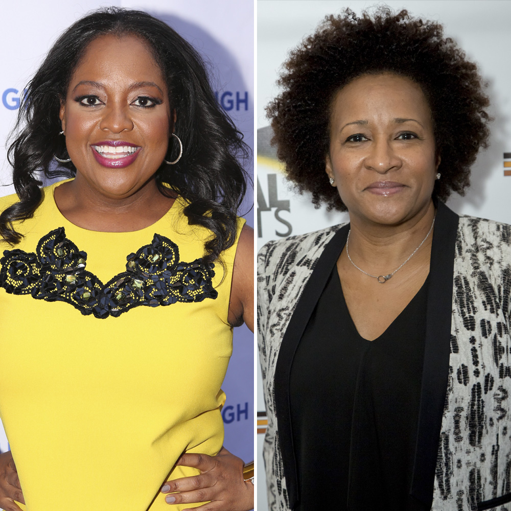 sherri shepherd wanda sykes getty images