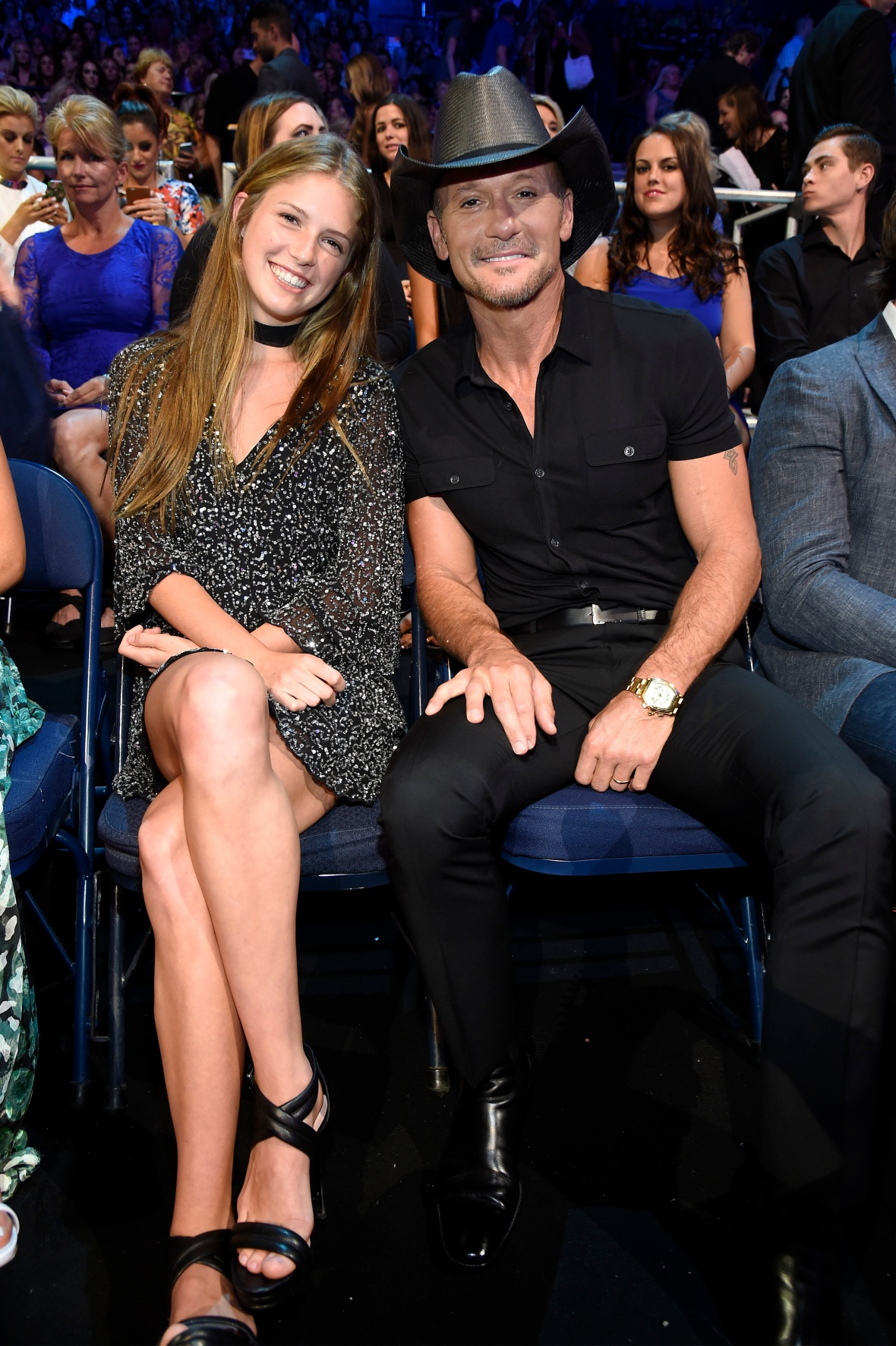 tim mcgraw daughter getty images