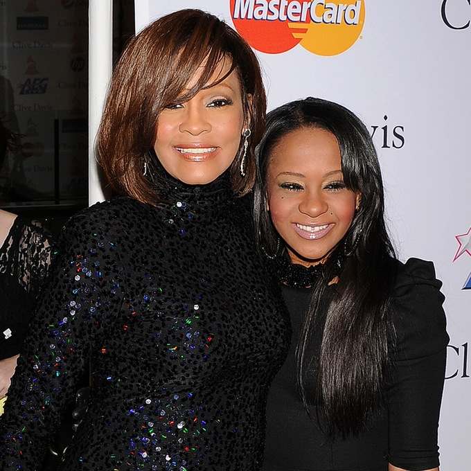 bobbi kristina brown whitney houston