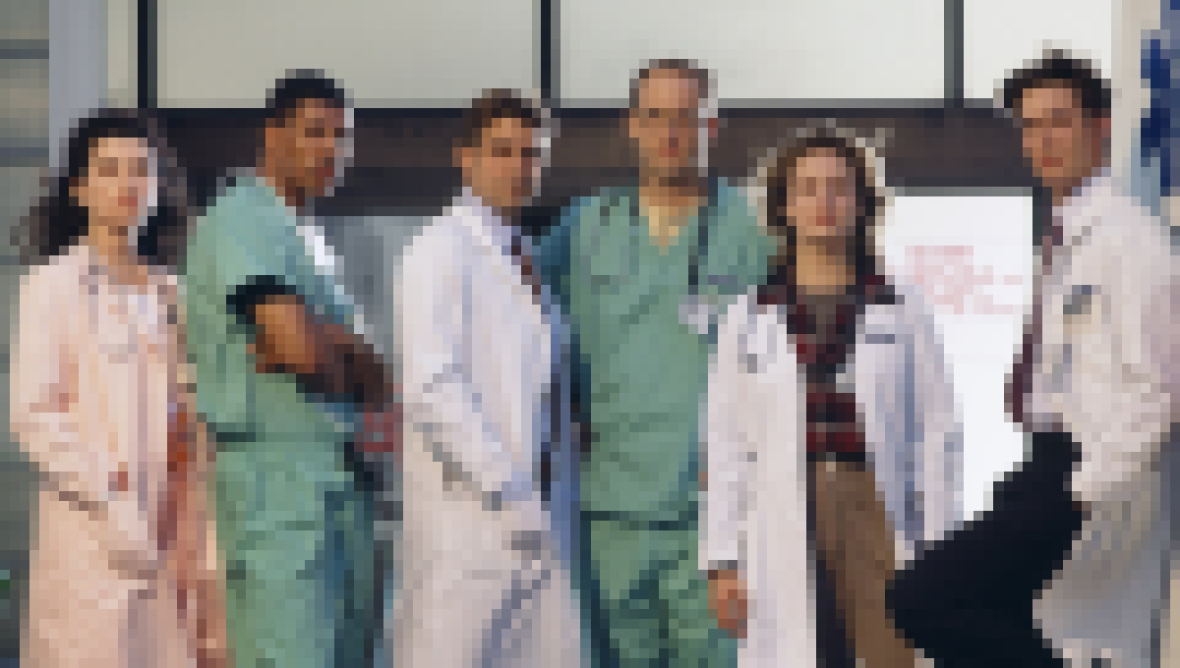 Julianna Margulies Says Working With 'ER' Costar George Clooney Again Would Be 'Lovely' Er-cast