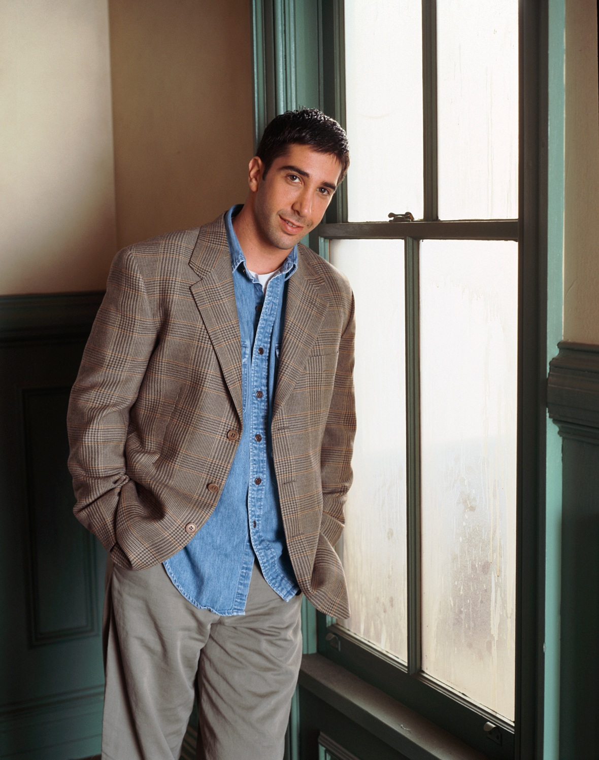 david schwimmer getty images
