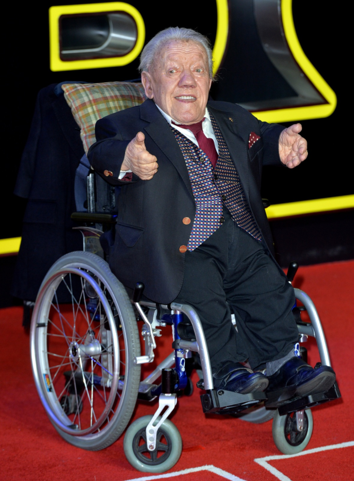 kenny baker getty images