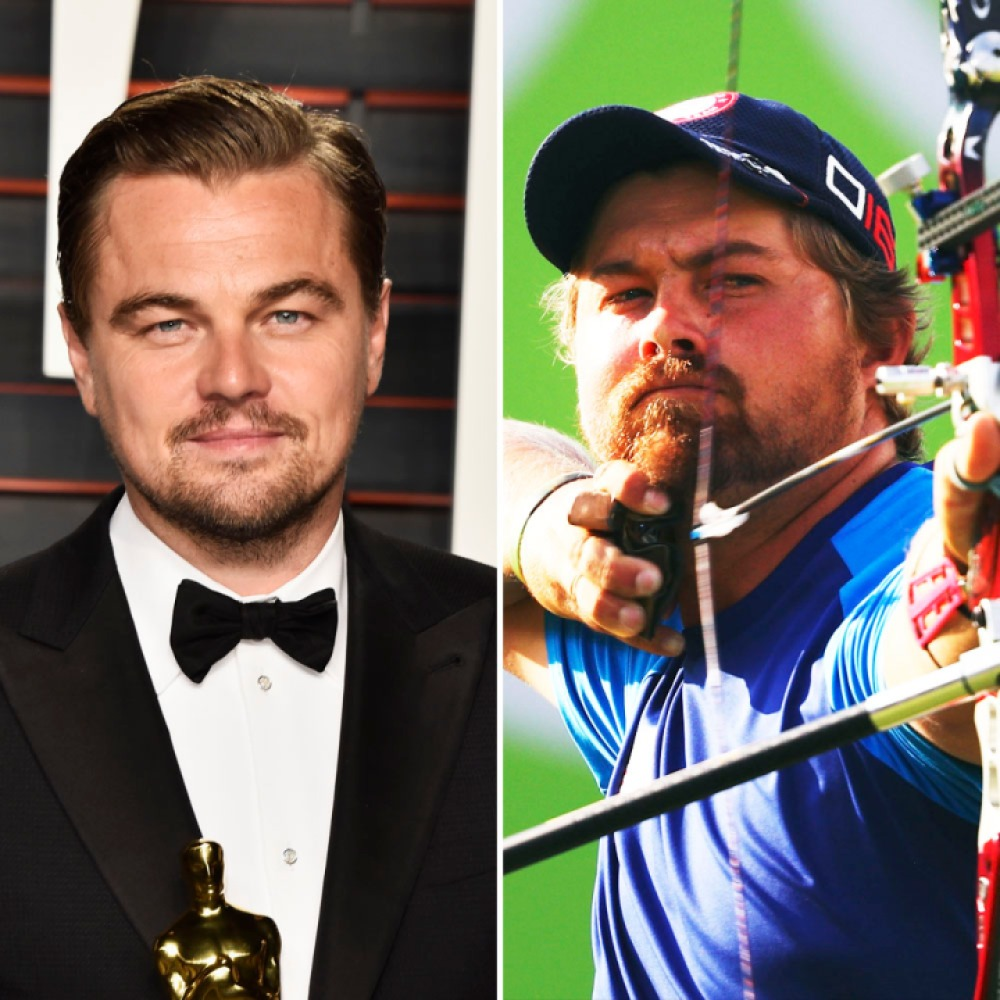 leonardo dicaprio brady ellison getty images
