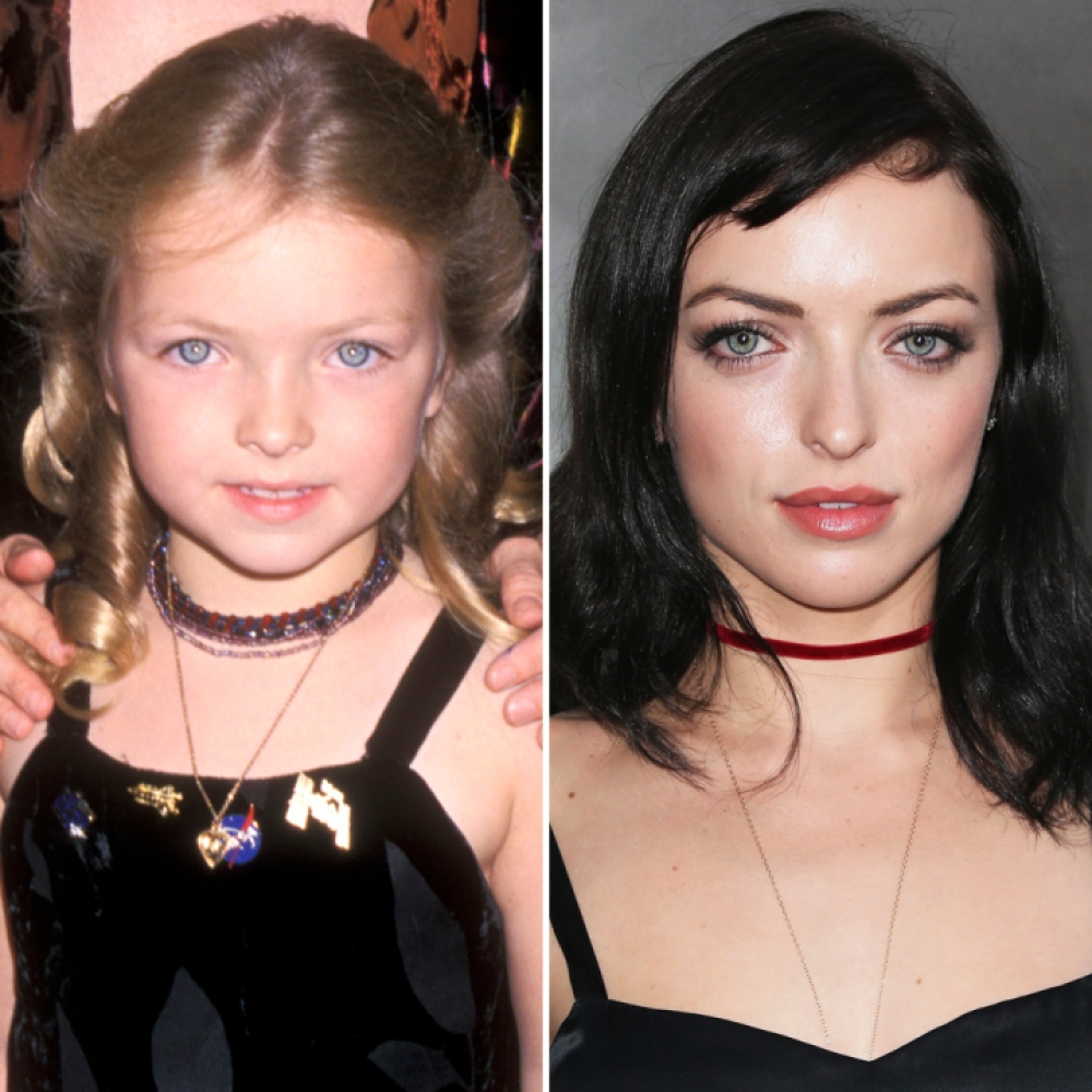 francesca eastwood getty images
