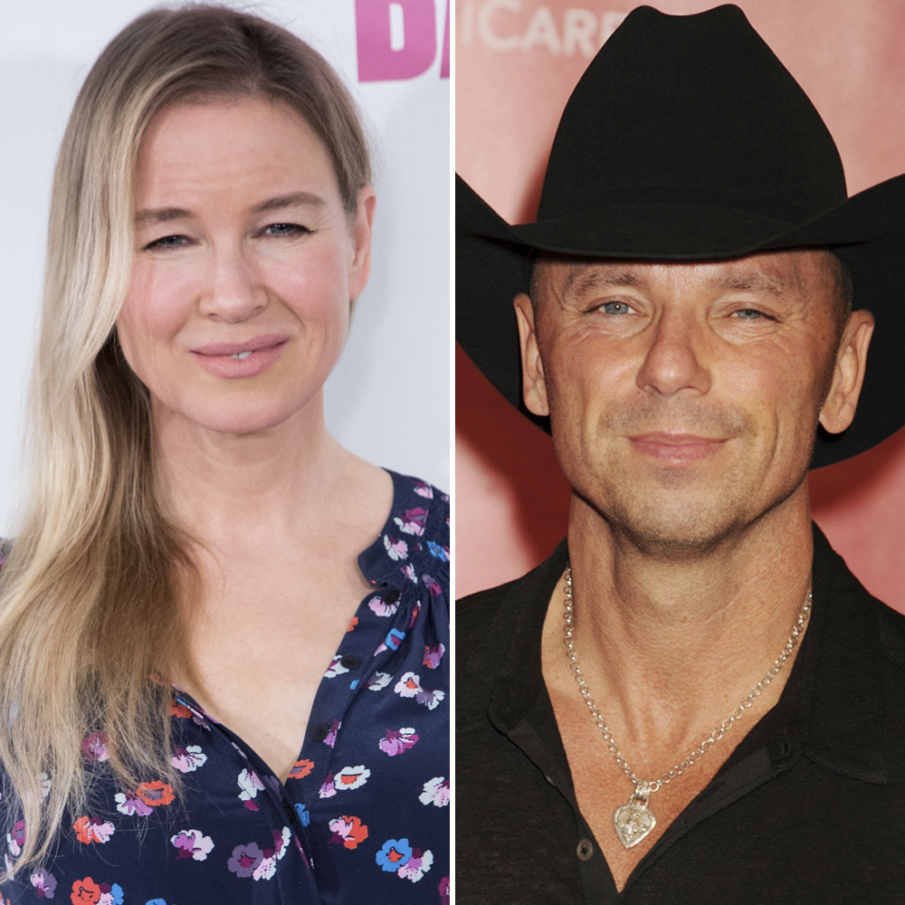 renée zellweger kenny chesney getty images