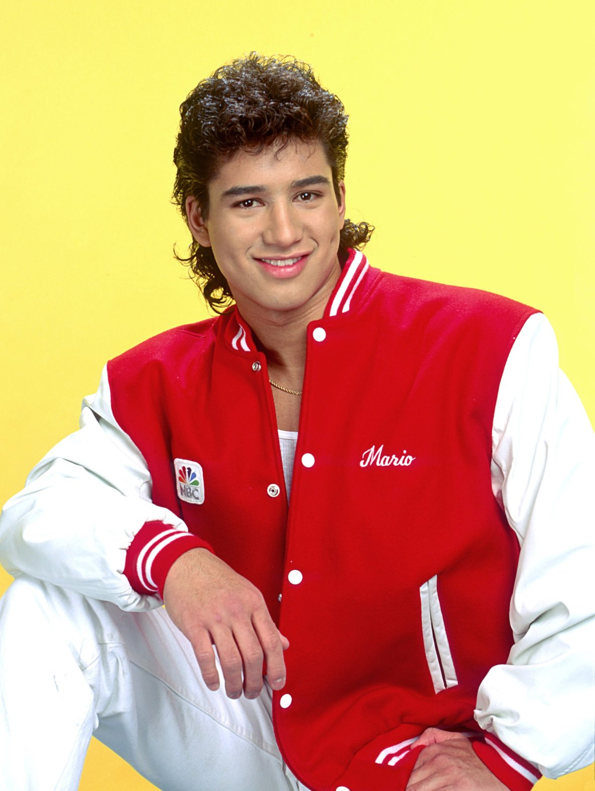 mario lopez 'saved by the bell' getty images