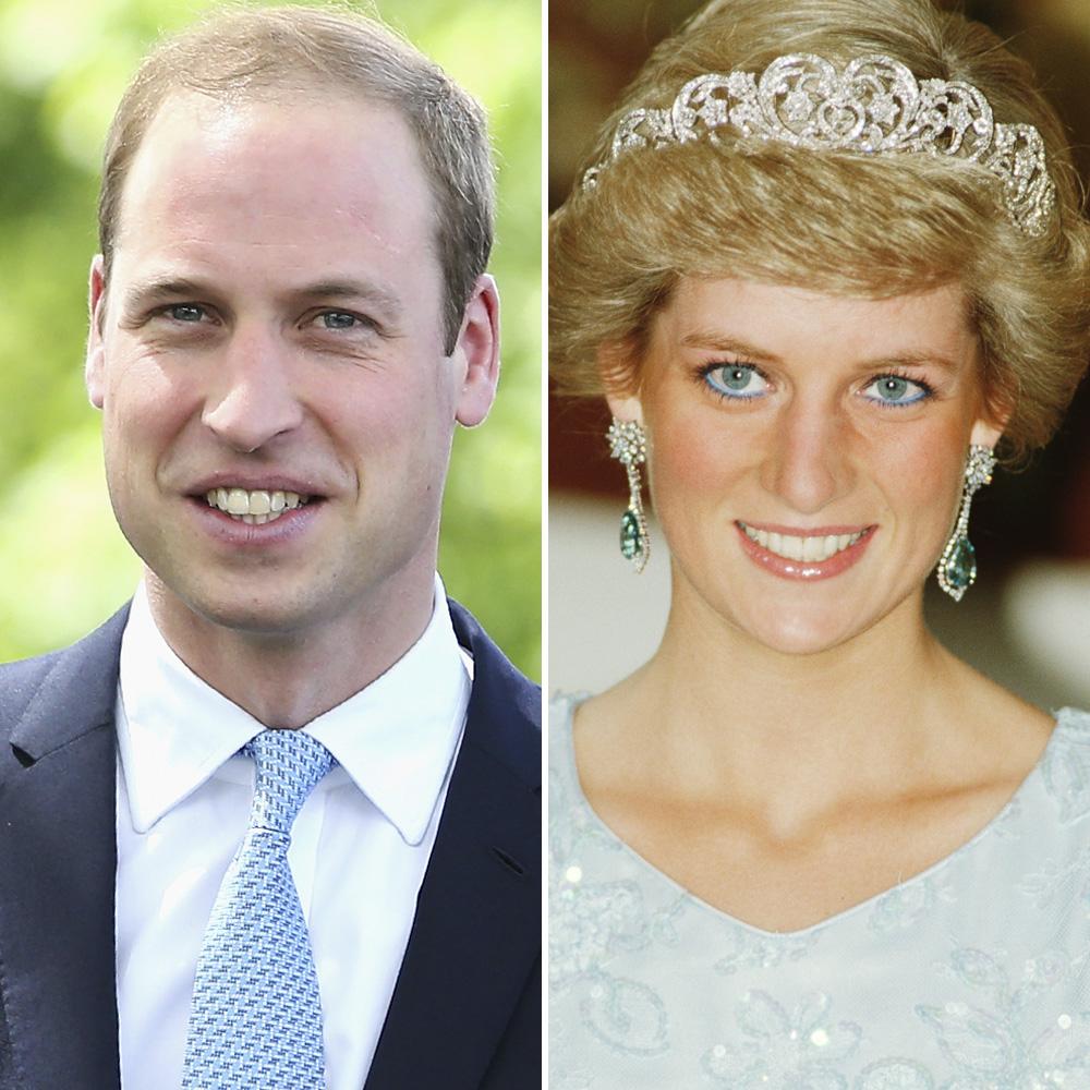 prince william princess diana getty images