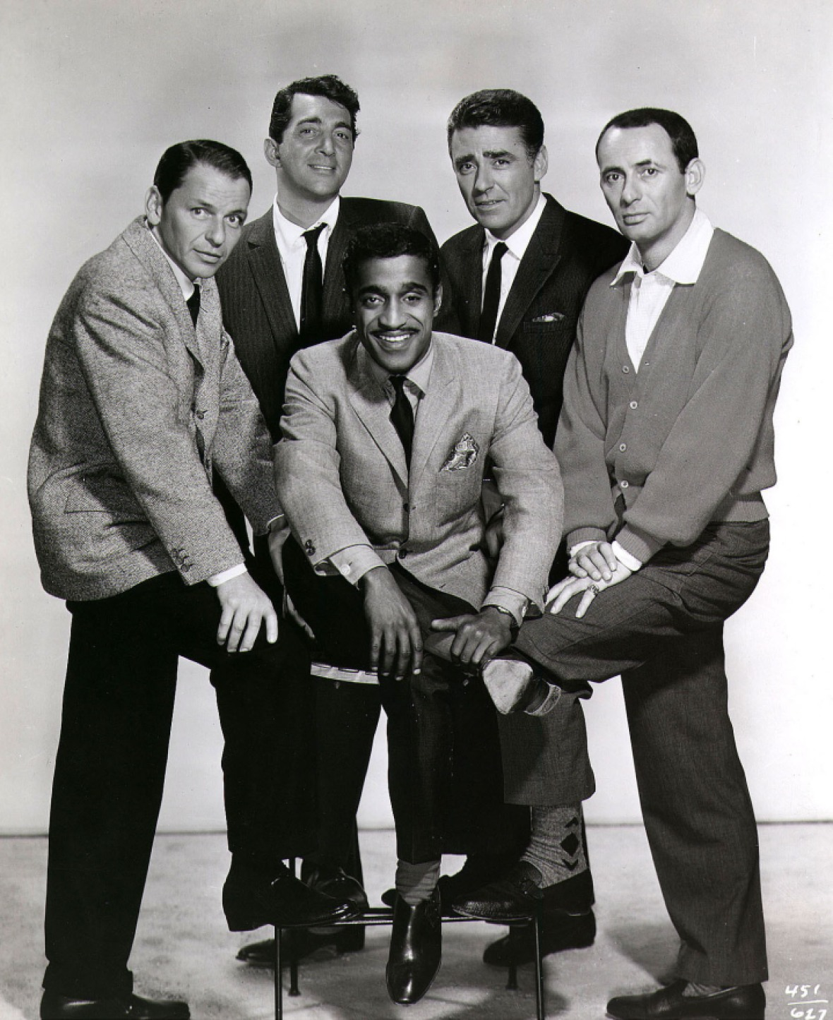 the rat pack getty images