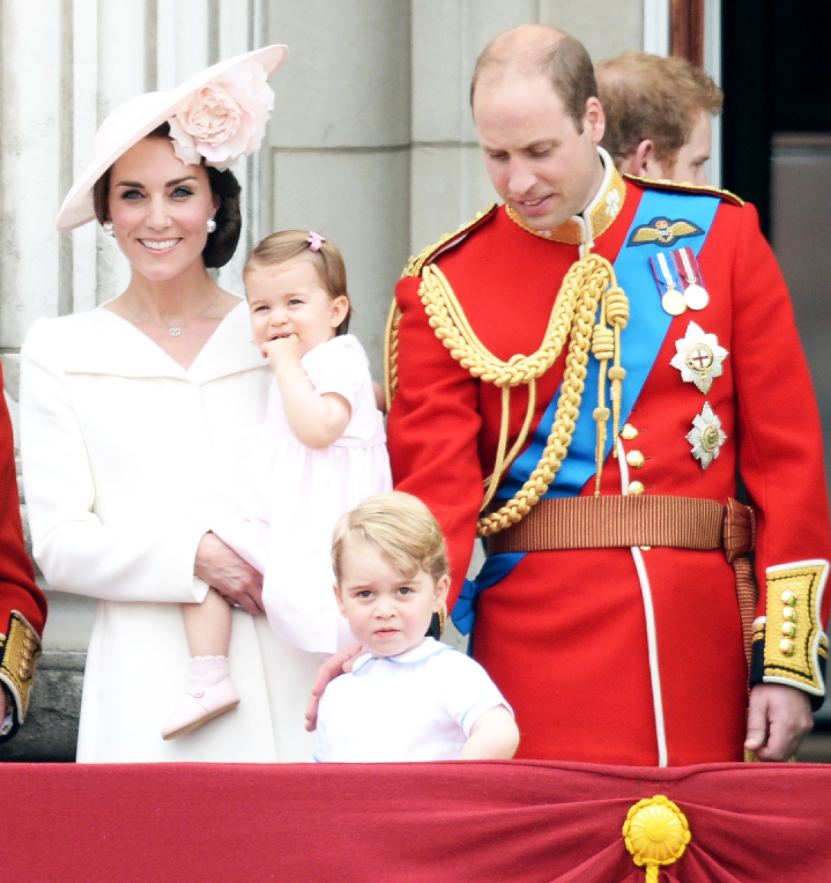 the royal family getty images