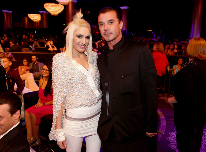 gavin rossdale and gwen stefani getty images