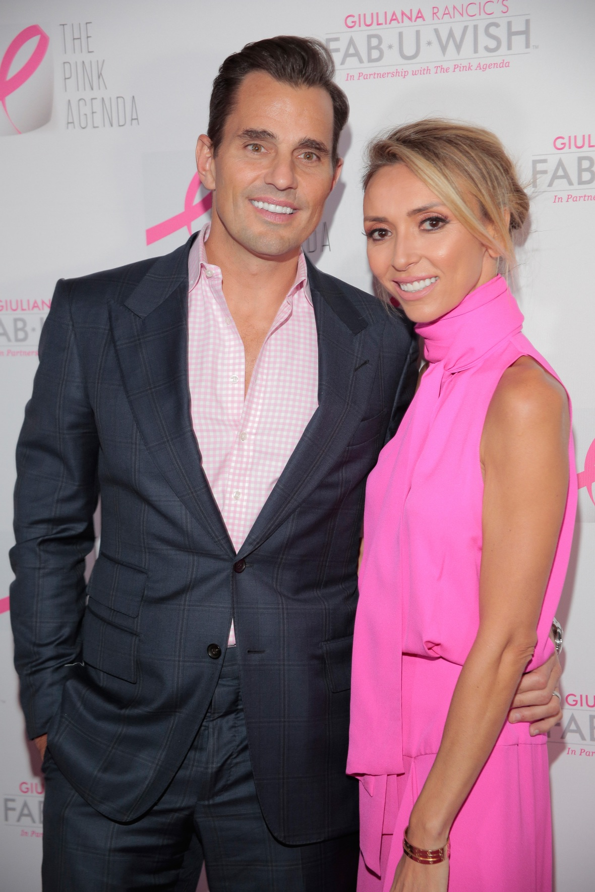 giuliana rancic bill rancic getty images