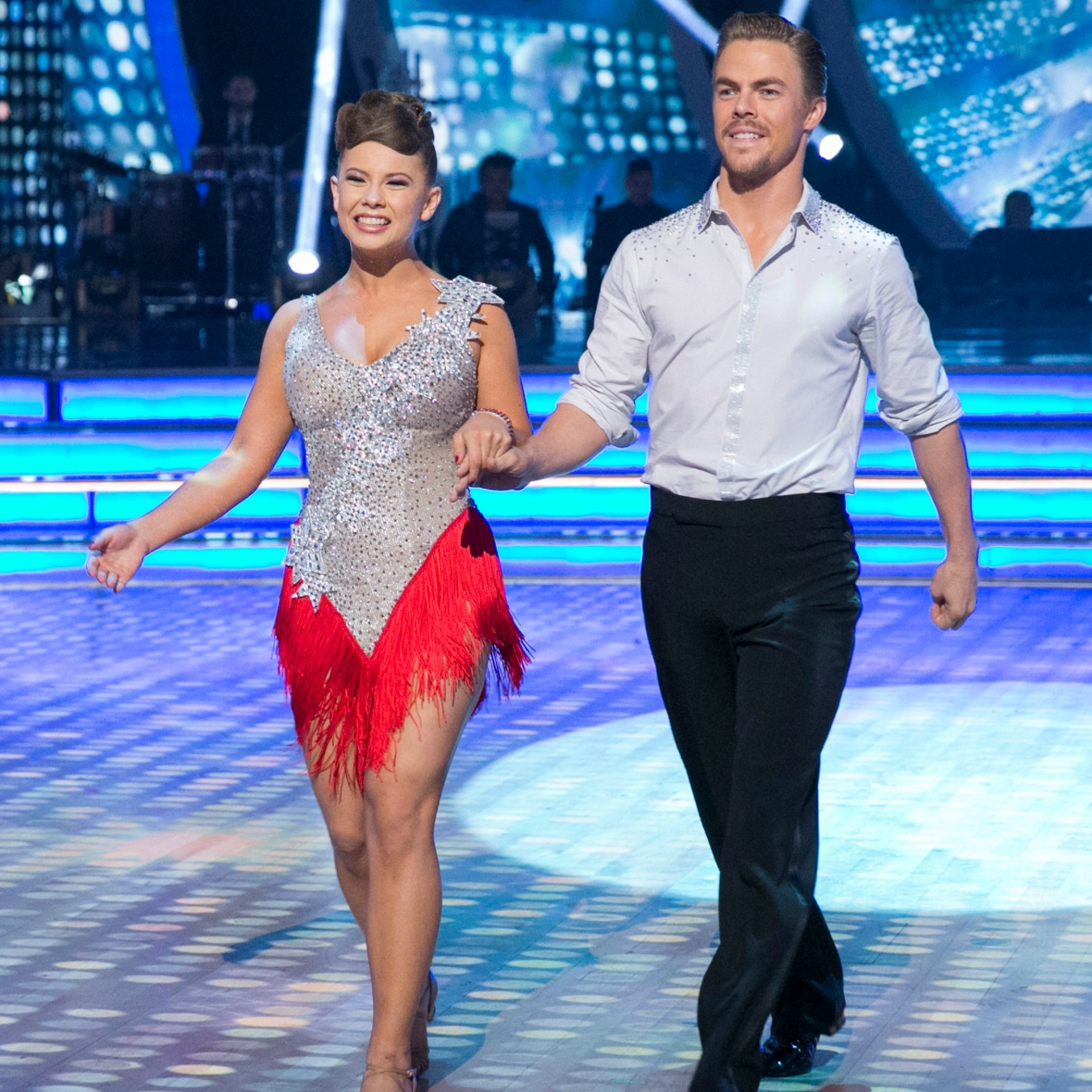 bindi irwin derek hough getty images